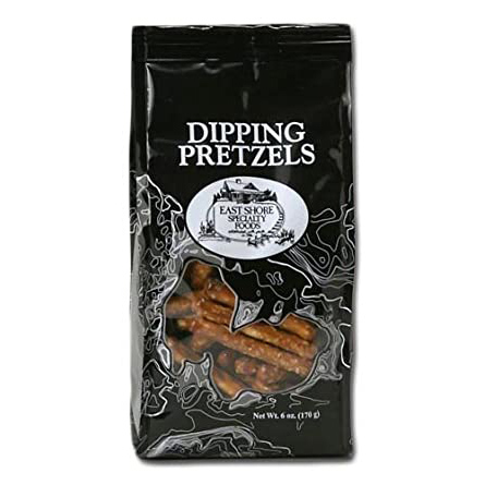 East Shore Dipping Pretzels 6oz Bag