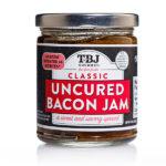 Classic Uncured Bacon Jam - TBJ Gourmet Jar