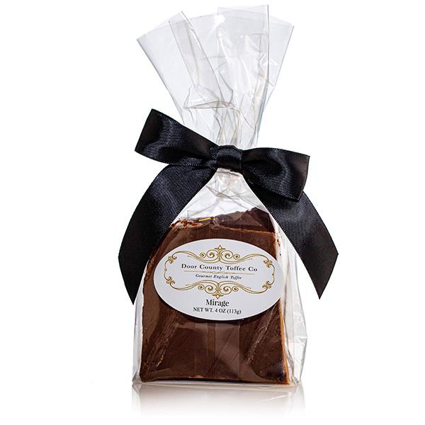 Mirage Dark Chocolate Toffee - Door County Toffee Co Bag