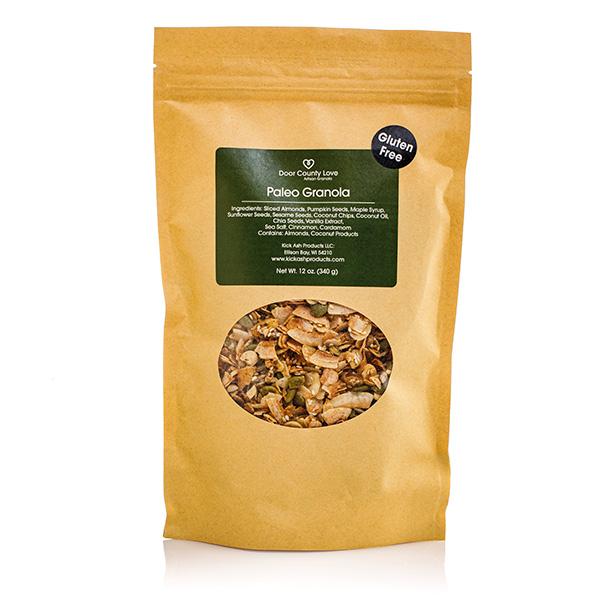 Paleo Granola - Door County Love Artisan Granola Bag