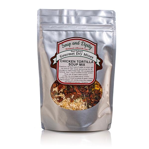 Chicken Tortilla Soup Mix - Soup & Dipity Bag