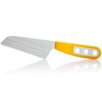 Cheese Knife - Yellow