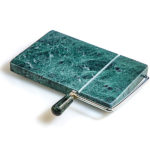 Cheese Slicer - Green Marble