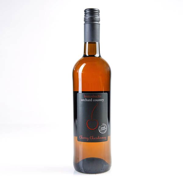 Lautenbach's Orchard Country Cherry Chardonney Bottle