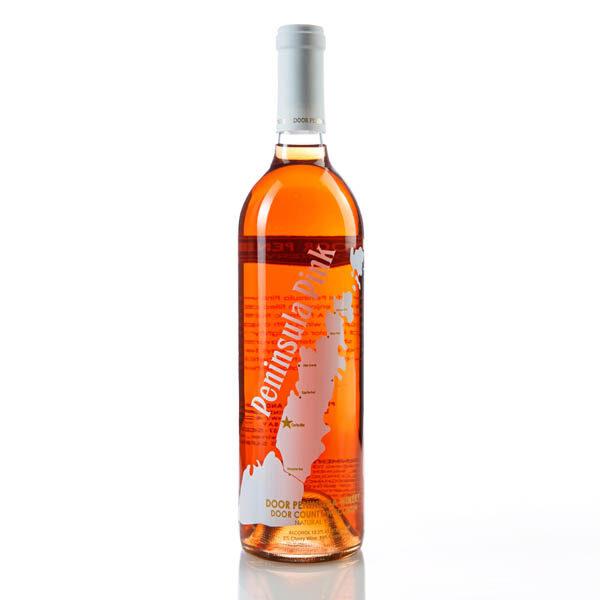 Peninsula Pink Bottle