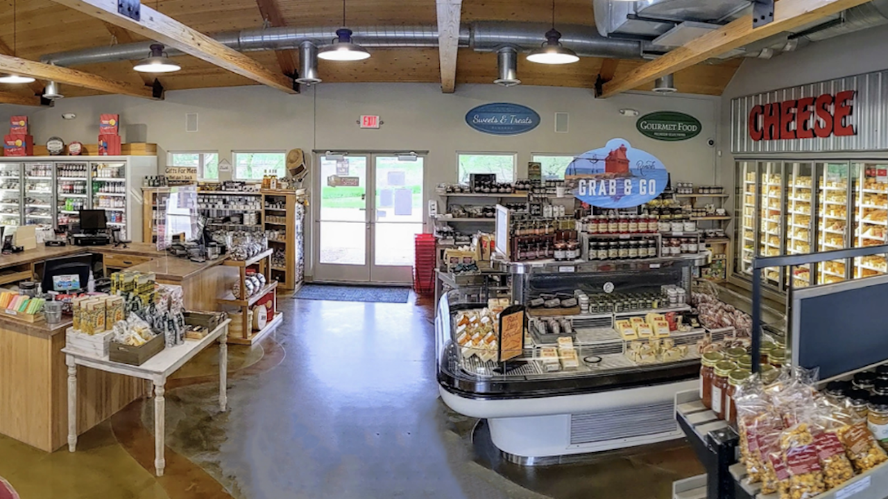 Locations Store Cheese Section