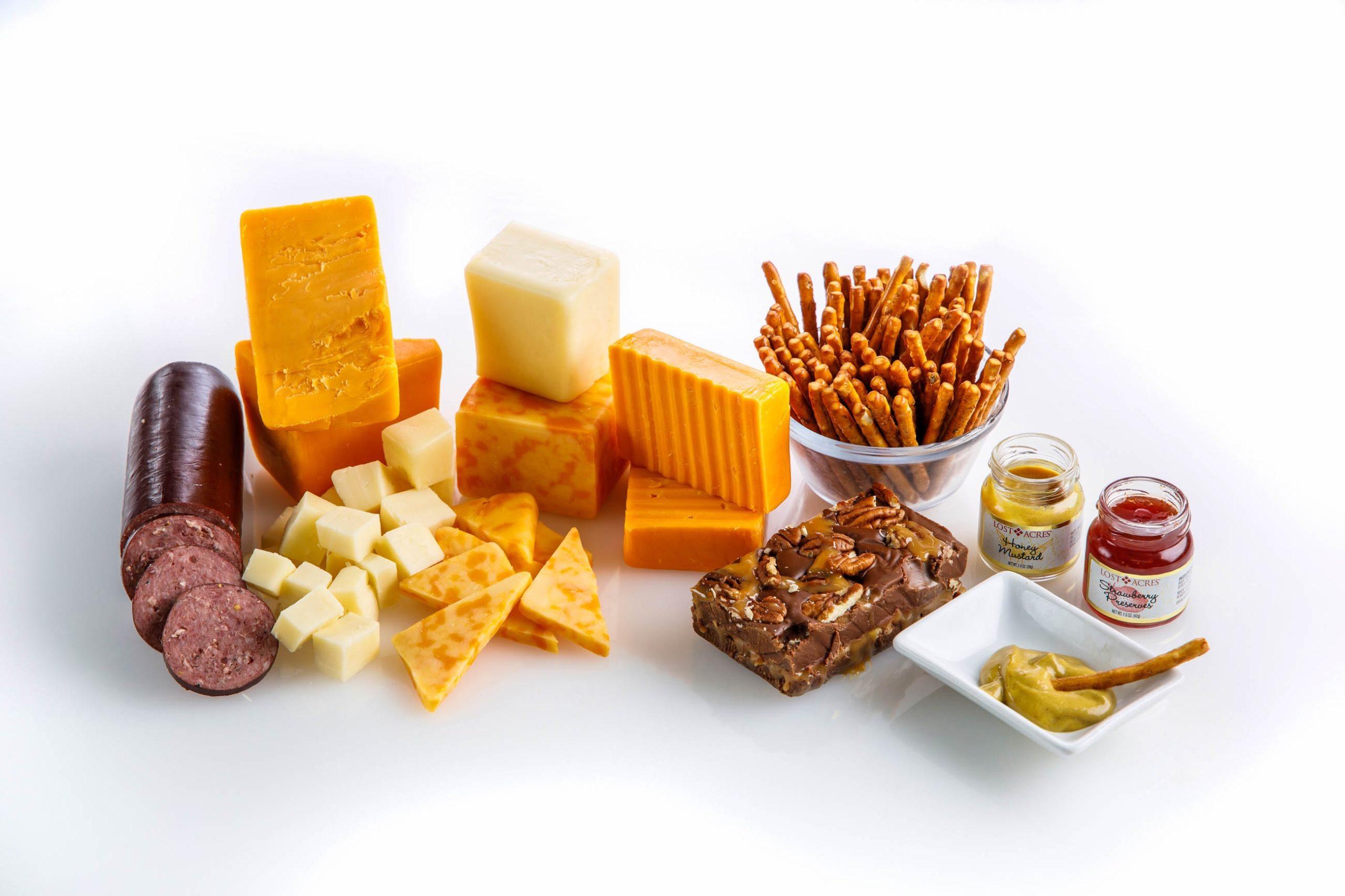 Renard's Favorite Cheese Gift Box