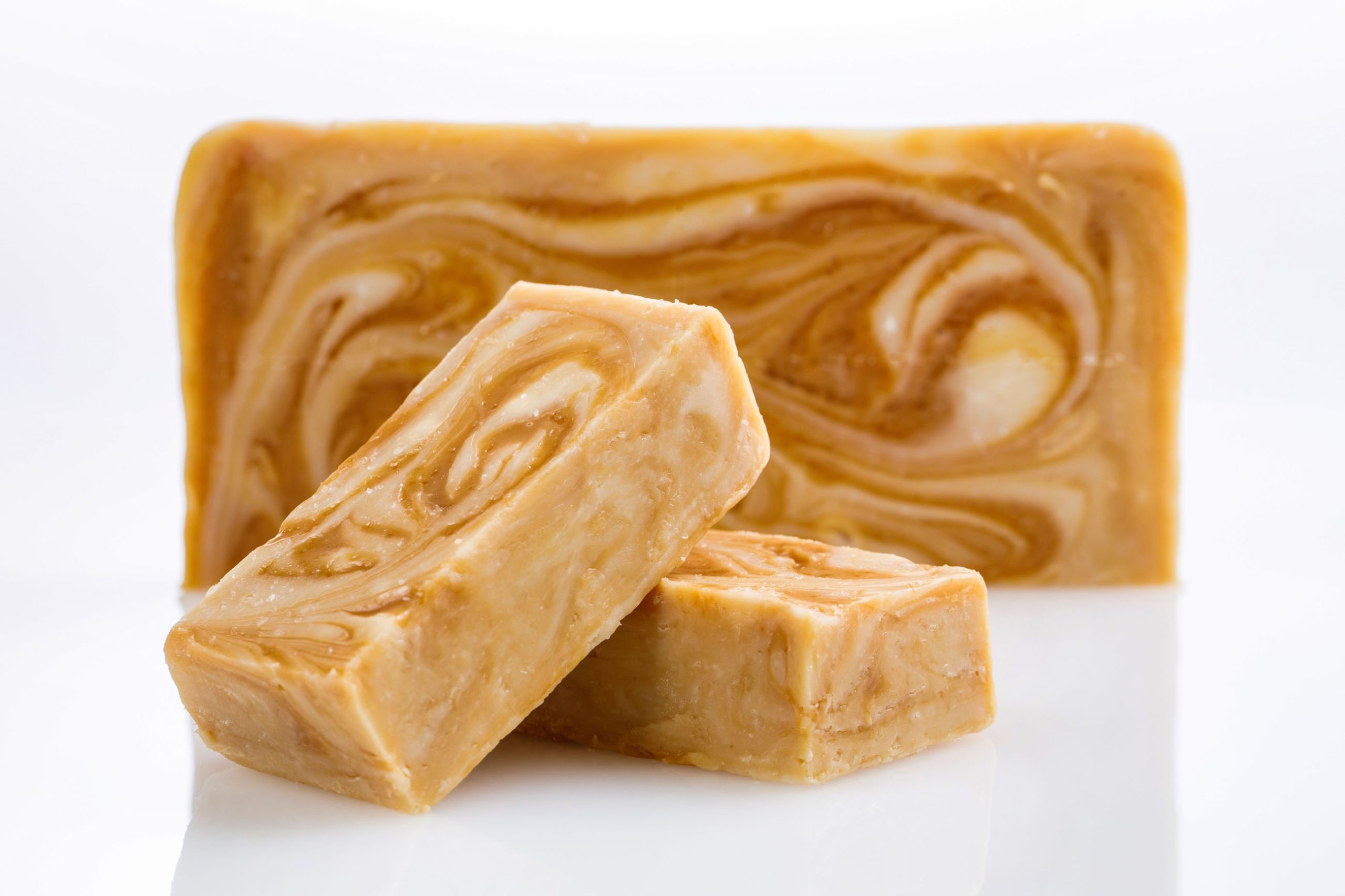 Cloverleaf Gourmet Fudge - Sea Salt Caramel-0