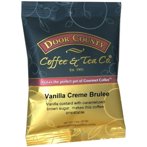 Vanilla Creme Brulee - Door County Coffee-0