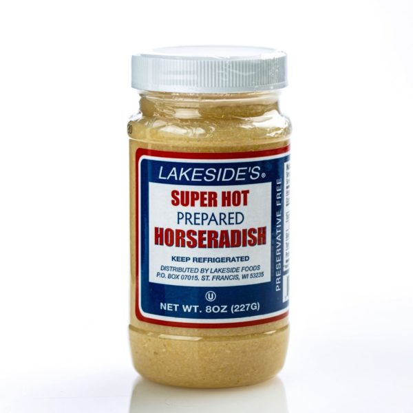 Super Hot Prepared Horseradish - Lakeside-0