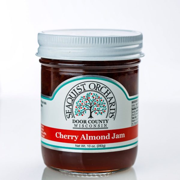 Cherry Almond Jam -Seaquist-0