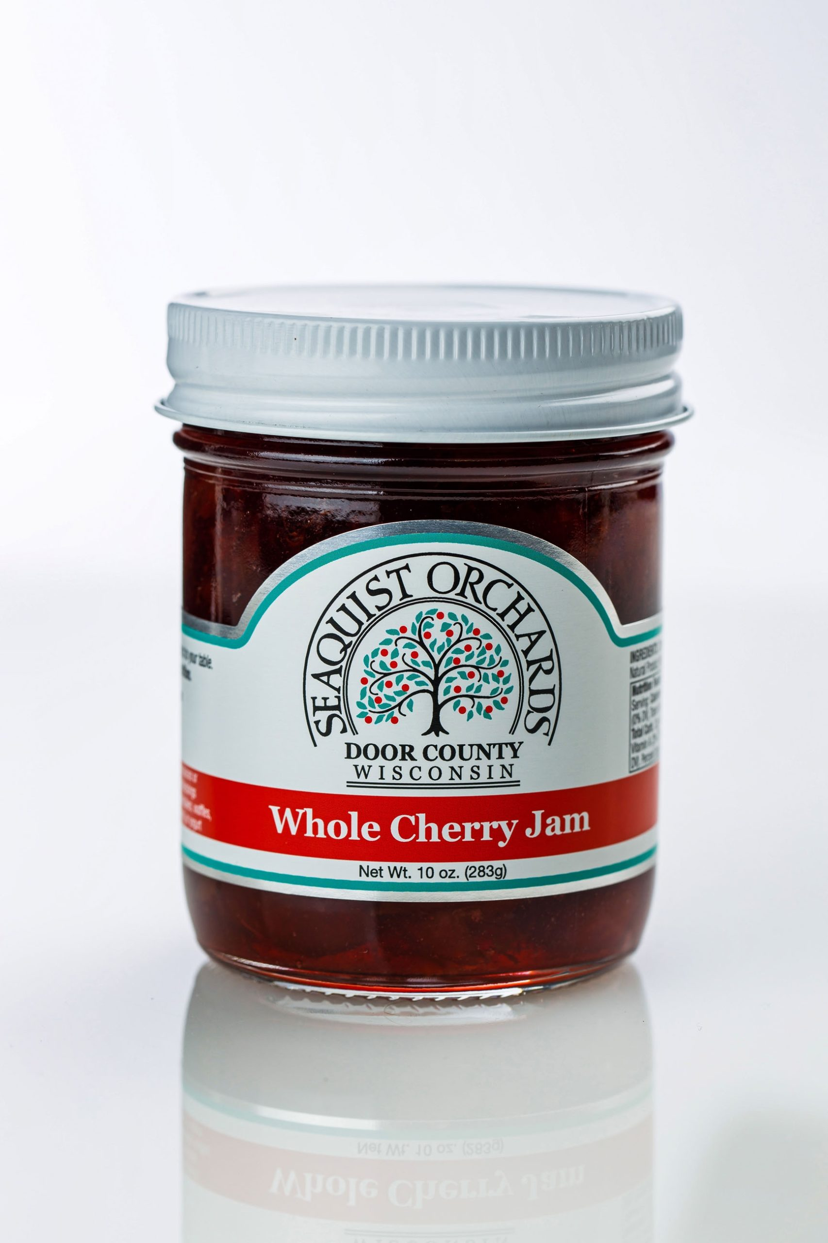 Whole Cherry Jam -Seaquist-0