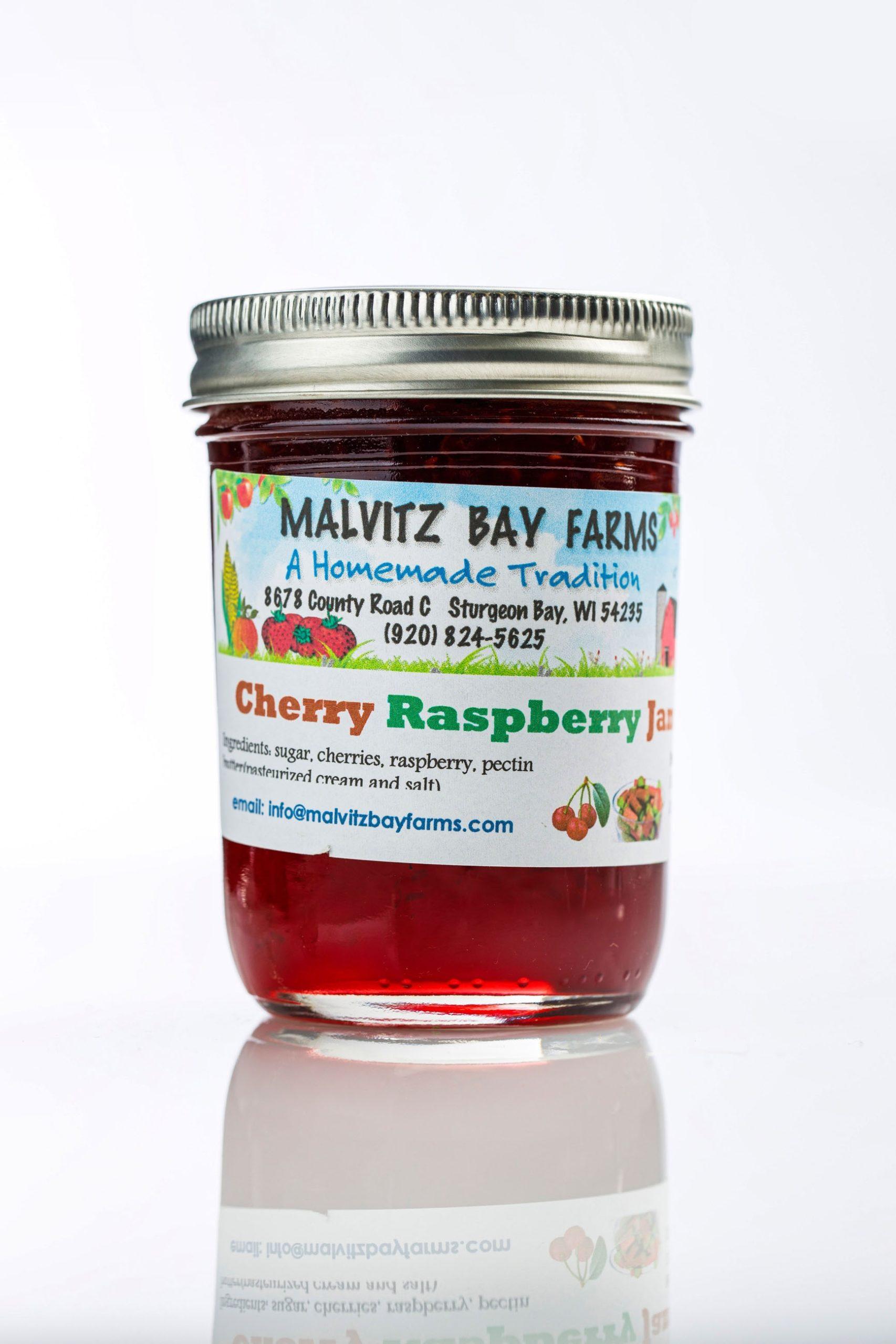 Cherry Raspberry Jam - Malvitz-0
