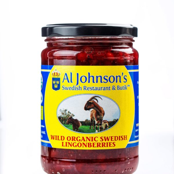 Swedish Lingonberries - Al Johnson's-0