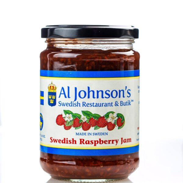 Swedish Raspberries - Al Johnson's-0