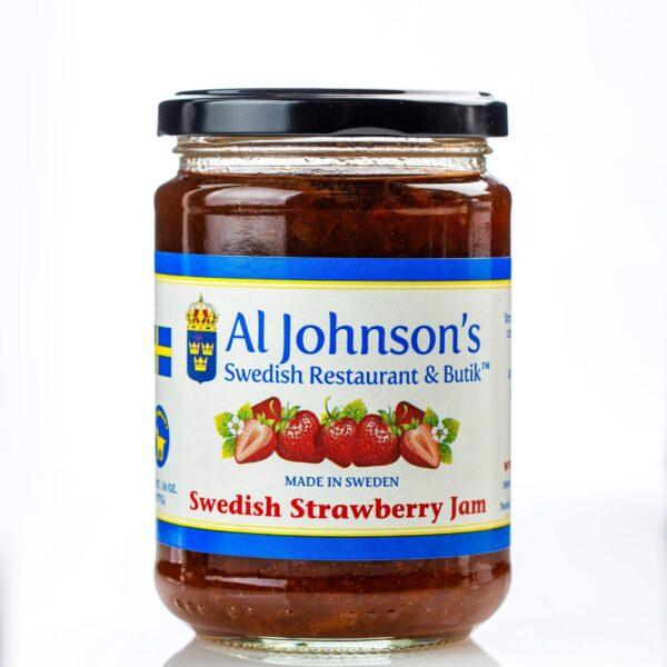 Swedish Strawberry - Al Johnson's-0
