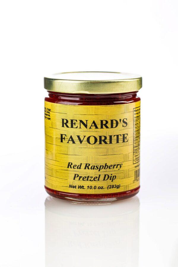 Renard's Favorite Red Raspberry Pretzel Dip -0