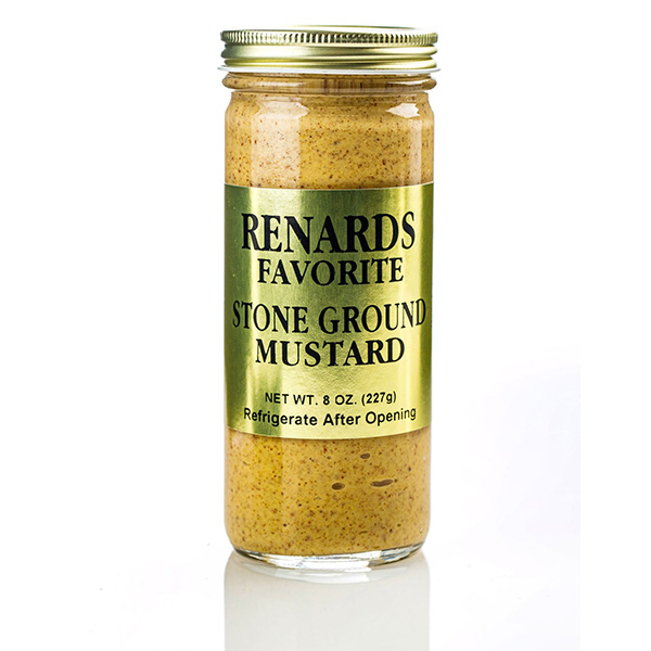 Stone Ground Mustard - Renard's Favorite Jar