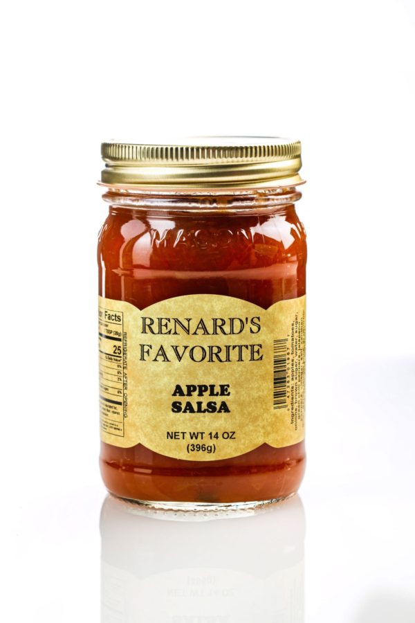 Apple Salsa - Renard's Favorite-0