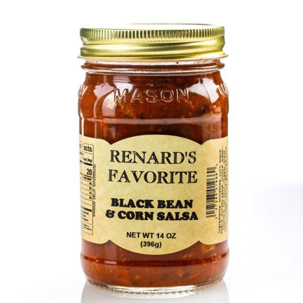 Black Bean and Corn Salsa - Renard's Favorites-0