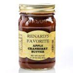 Apple Cranberry Butter - Renard's Favorite-0