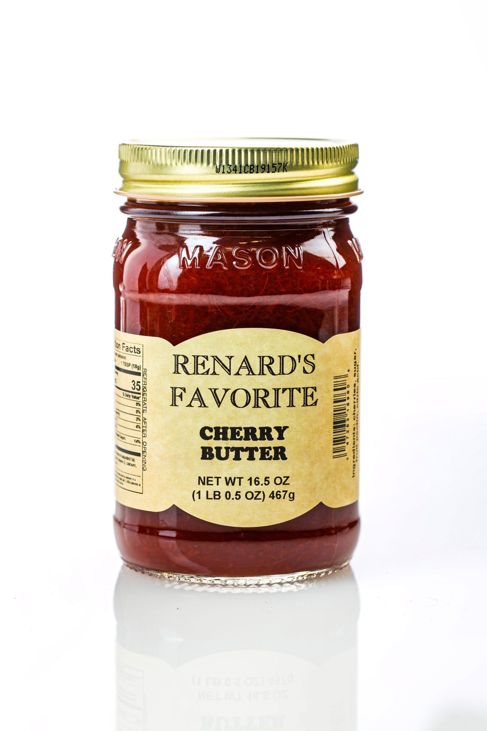 Cherry Butter -0