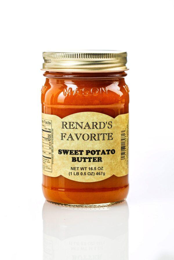 Sweet Potato Butter - Renard's Favorite-0