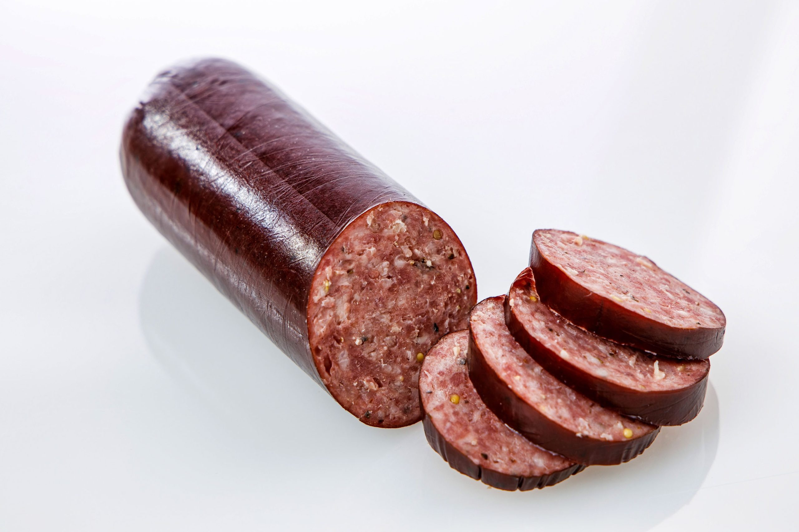 Old Wisconsin Beef Sausage - 8oz-0