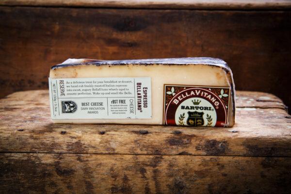 Espresso Bellavitano Cheese - 5.3oz-0