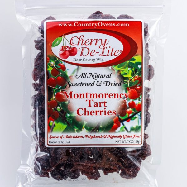 Cherry De-Lite Dried Cherries 7oz-5497
