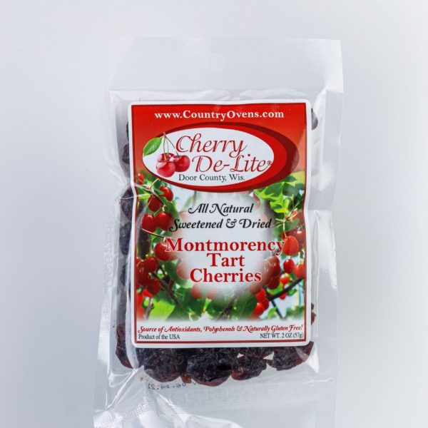 Cherry De-Lite Dried Cherries 2oz-0