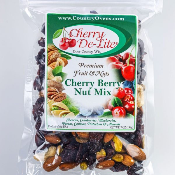Cherry De-Lite Cherry Berry Nut Mix - 7oz-0