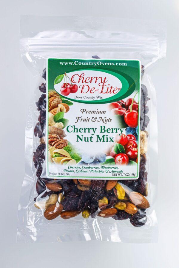 Cherry De-Lite Cherry Berry Nut Mix - 7oz-0