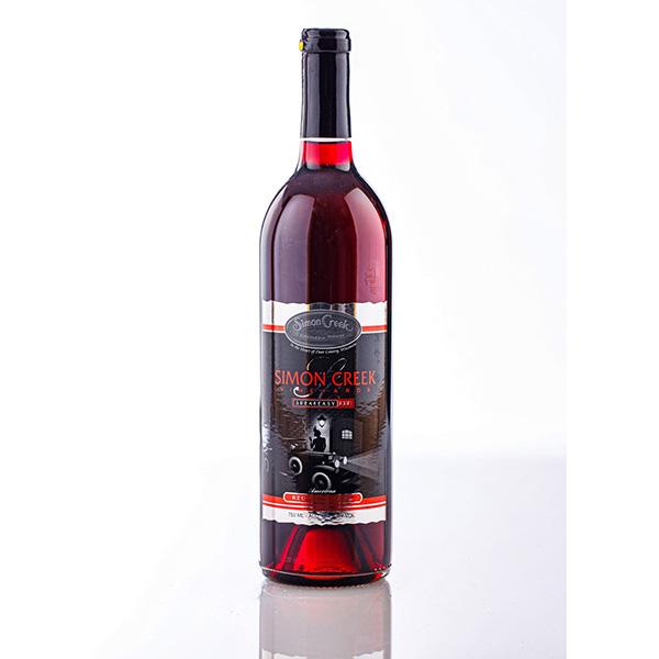 Speakeasy Red - Simon Creek Bottle
