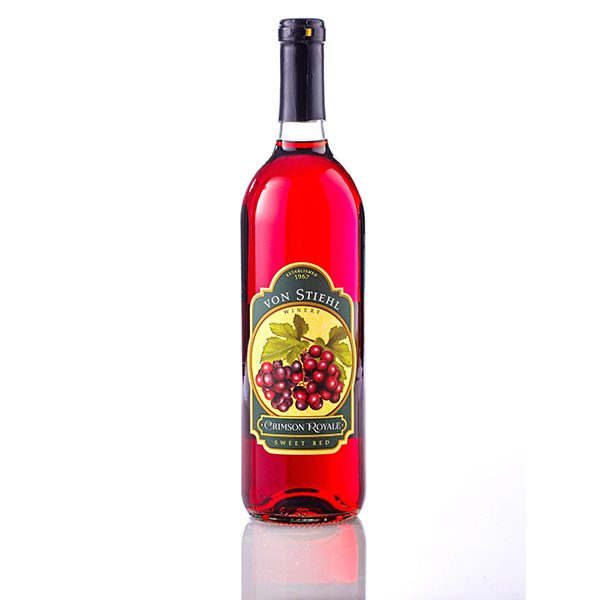 Crimson Royale - Von Stiehl Bottle