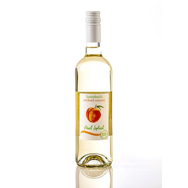 Peach Splash - Orchard Country Bottle