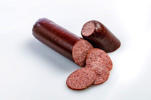Maplewood Meats Garlic Hickory Smoked Sausage - 23oz-0
