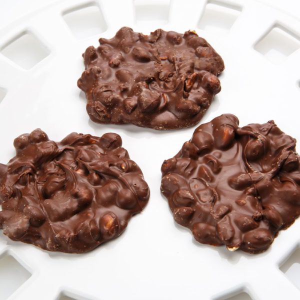 Peanut Clusters ~ Sister Sweets-0