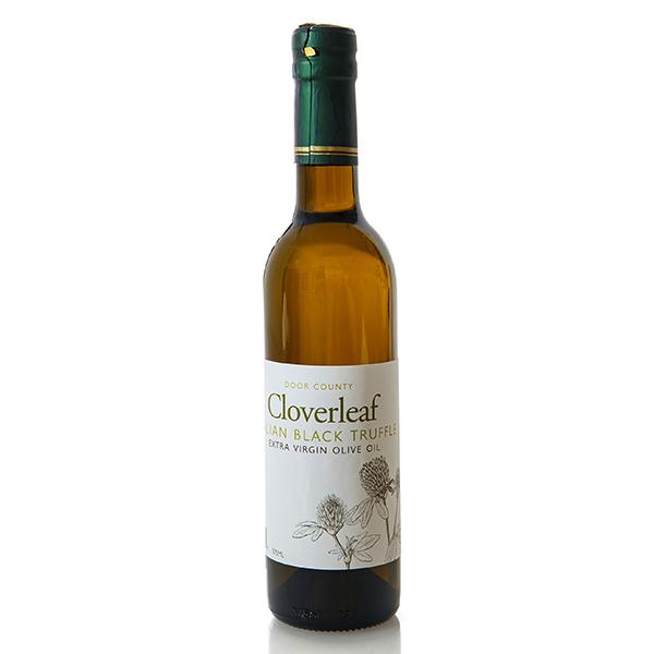 Italian Black Truffle Olive Oil Bottle