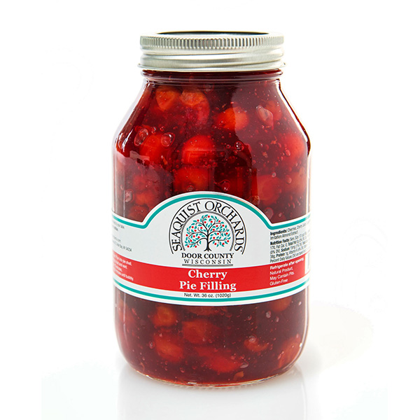 Door County Cherry Pie Filling - Seaquist Jar