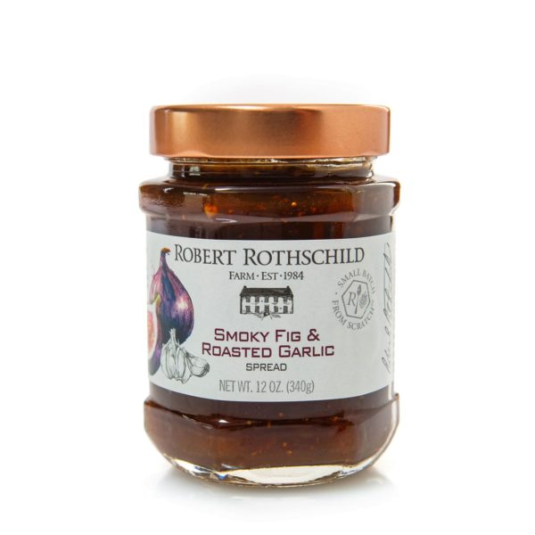 Smoky Fig & Garlic Spread- Robert Rothschild-0