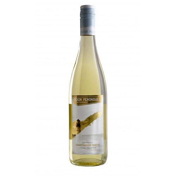 Lighthouse White Wine - Door Peninsula Bottle