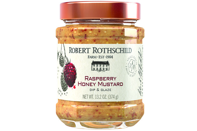 Raspberry Honey Mustard Pretzel Dip - Robert Rothschild-0
