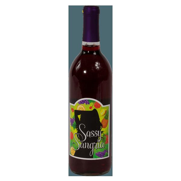 Sassy Sangria - Von Stiehl Bottle