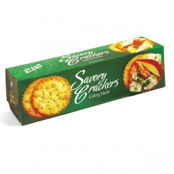 Spring Onion Savory Crackers -0